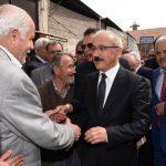 Bakan Elvan'dan emeklilere TOKİ müjdesi