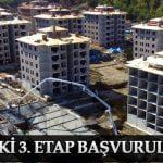 Osmancık TOKİ 3. Etap konut başvuru başlıyor