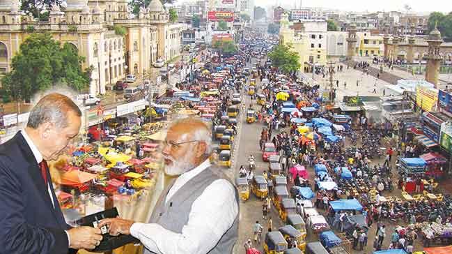 Hindistan Başbakanı Modi
