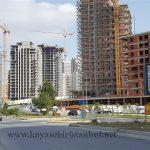Kayaşehir Merkez Metro Durağı