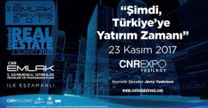 CNR Emlak İstanbul Zirvesi