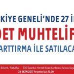 TOKİ'nin 147 Arsa Satışı Yarın