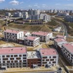 TOKİ Kayaşehir 605 konuta 28 kat talep
