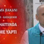 Bakan'dan Başakşehir-Kayaşehir Metro Hattı açıklaması
