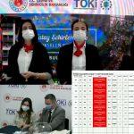 TOKİ Kayaşehir 22.Bölge Kura Sonuçları