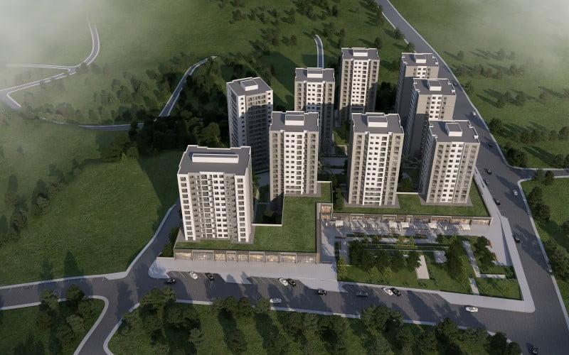Yuvam Bahçeşehir Evleri